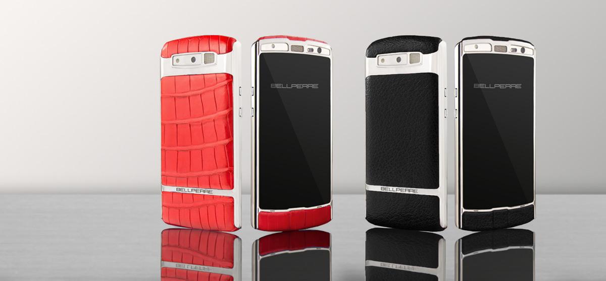 BELLPERRE TOUCH - Brand-New Ultra Slim Luxury Smartphone
