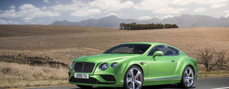 New Design and New Feaures for Bentley Continental GT Family