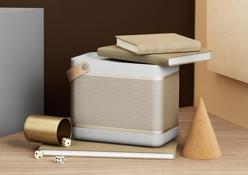 Beolit 15 - Bang and Olufsen's New Portable Speaker