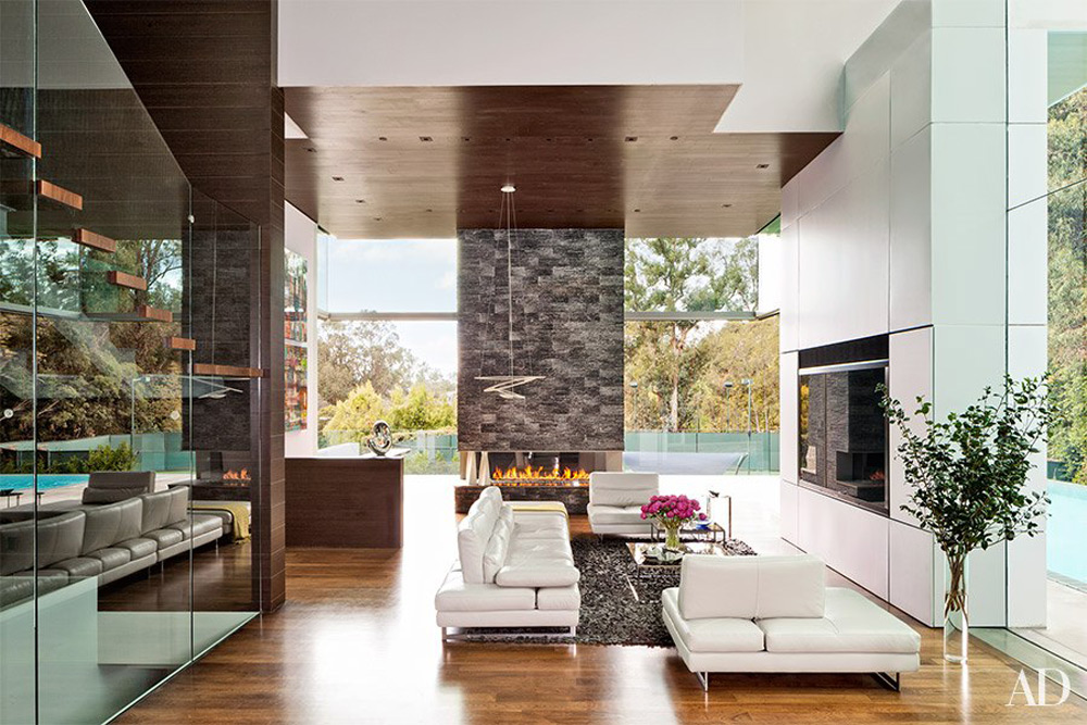 Beverly hills contemporary by whipple russell architects - Do you need a degree to be an interior designer ...