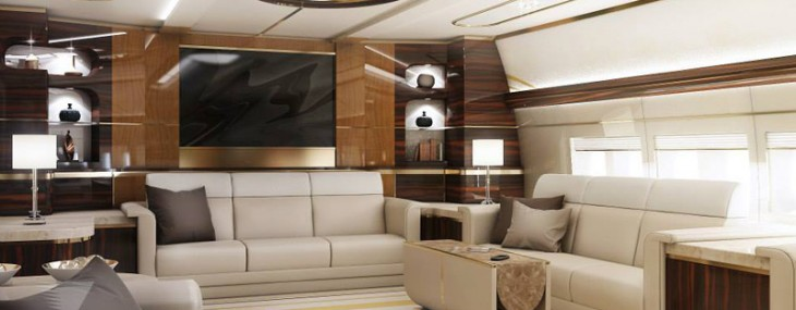 Boeing 747 As $600 Million Private Jet