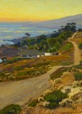 William Wendt's Painting Lead Bonhams Los Angeles Auction