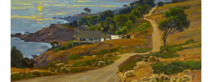 William Wendt's Painting Lead Bonhams Los Angeles Auction