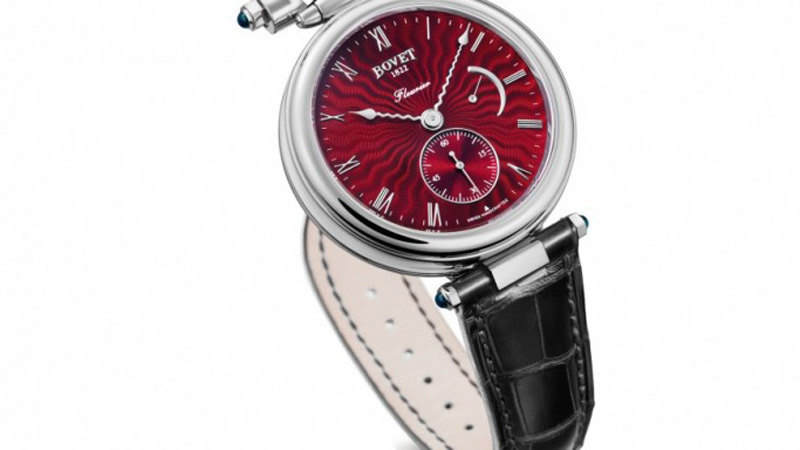 Bovet's Amadeo Watches for Valentine's Day 2015