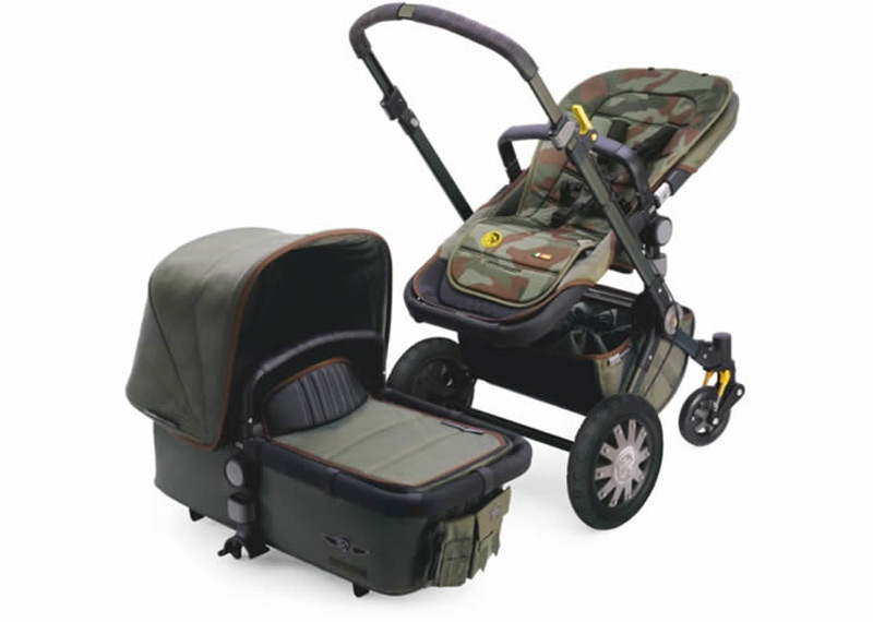 Bugaboo by Diesel Cameleon³ Stroller & Accessories