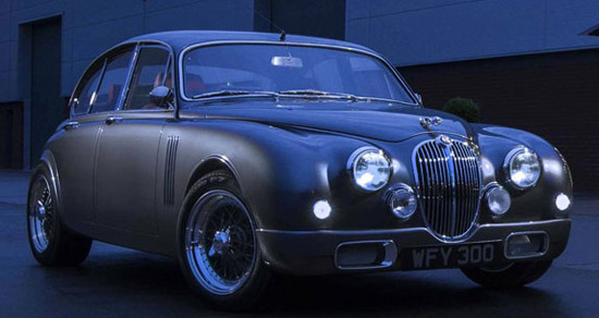 cmc jaguar mk2 by ian callum limited to only 12 pieces extravaganzi