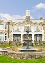 Turn of the Century Stone Mansion Lists for $20 Million