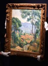 Cezanne Landscape Sold for $20.5 Million at Christie's Auction