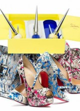 Christian Louboutin's Limited Edition Nail Colours for Spring
