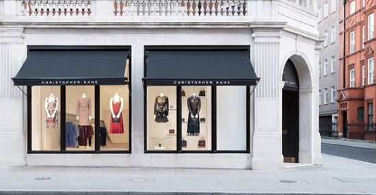Christopher Kane's First Flagship Store in London