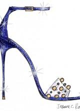 Nine Biggest Fashion Names Create Iconic Cinderella Shoes