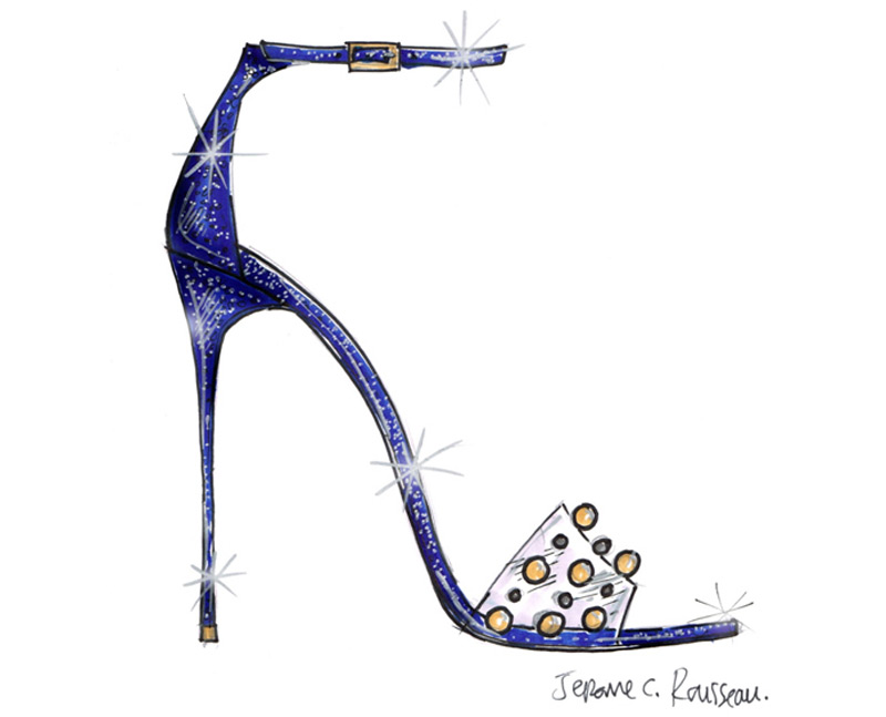 Nine Biggest Fashion Names Create Iconic Cinderella Shoes