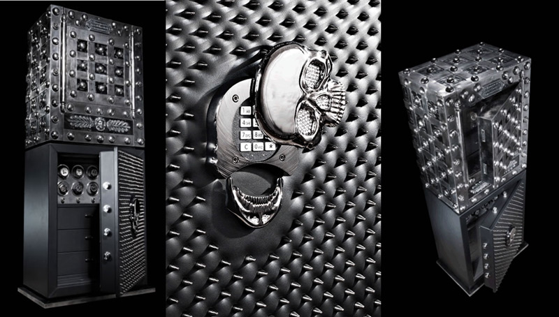 Modern And Antique In One - Döttling Fusion Safe