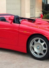 Rare De Tomaso Guara Barchetta On Sale For $185,000