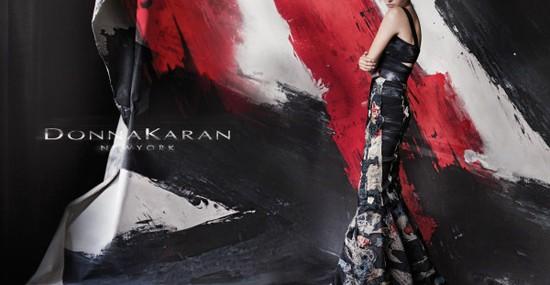 Donna Karan New York Spring 2015 Campaign