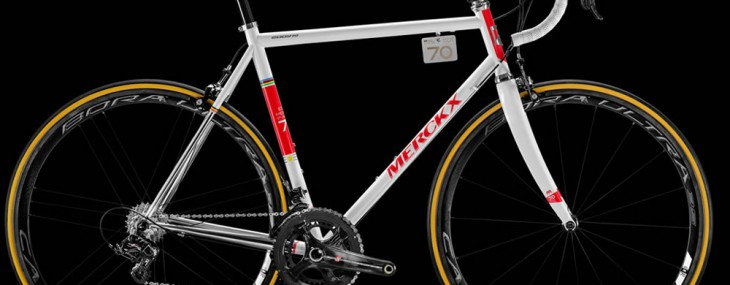 EDDY70 - Limited Edition Bike for Eddy Merckx's 70th Birthday