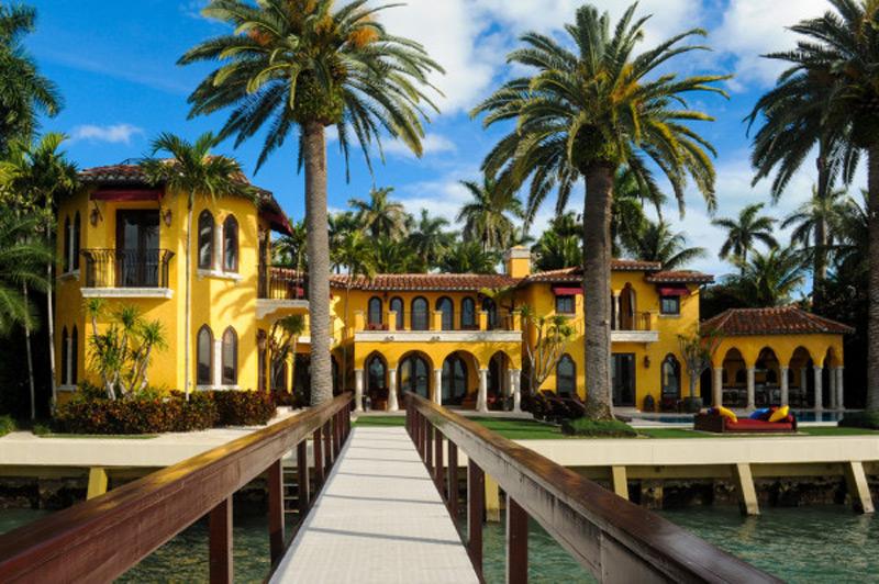 Enrique Iglesias' Former Miami House on Sale for $24.95 Million