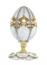 First Faberge Imperial Egg to be Showcased in Qatar