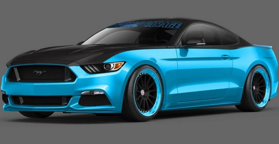 Ford & Petty's Garage Mustang GT Limited Edition