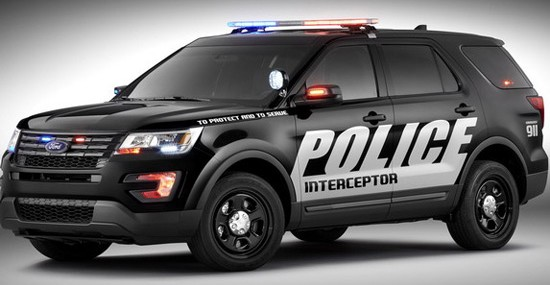 Ford Police Interceptor Special Edition