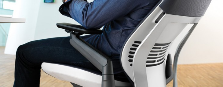 Gesture by Steelcase - Chair of the Future