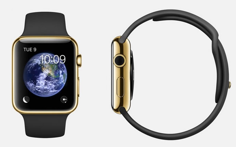 Special Safes for Gold Apple Watches at Apple Stores