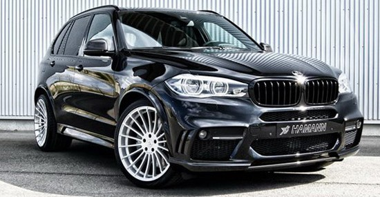 Not Satisfied With Ordinary BMW Car, Buy Hamann BMW X5 M50D