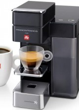 New Illy Francis Francis Y5 Duo – Espresso And Coffee Machine In One