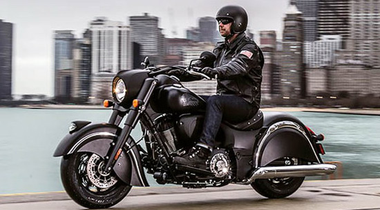 New Indian Chief Dark Horse