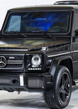 Inkas Mercedes G63 AMG Armored Vehicle