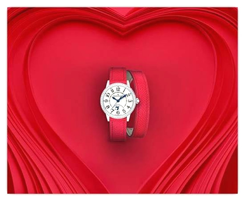 Jaeger-Le Coultre Rendez-vous and Reverso Timepieces for Valentine's Day for Valentine's Day