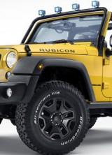 Jeep Wrangler Rocks Star Special Edition