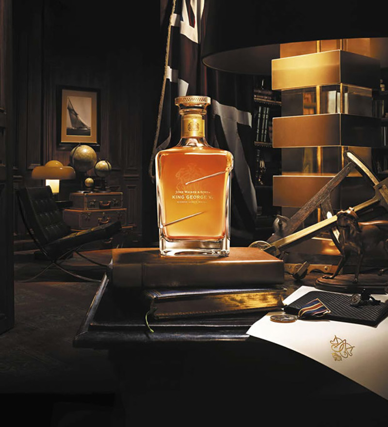 New Limited Edition John Walker & Sons King George V