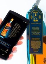 Johnnie Walker's New Smart Bottle