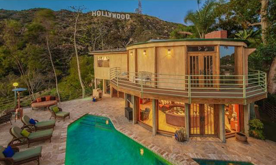 Buy Julian McMahon's Home Below Hollywood Sign