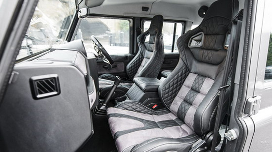 Land Rover Defender 2 4 Tdci Xs 110 Double Cab Pick Up By