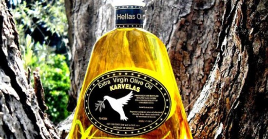 Karvelas Hellas Olive Oil Gift Box