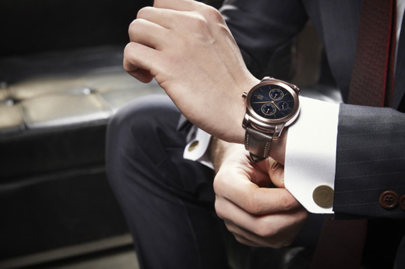 LG Watch Urbane - First All-metal Luxury Android Wear Device