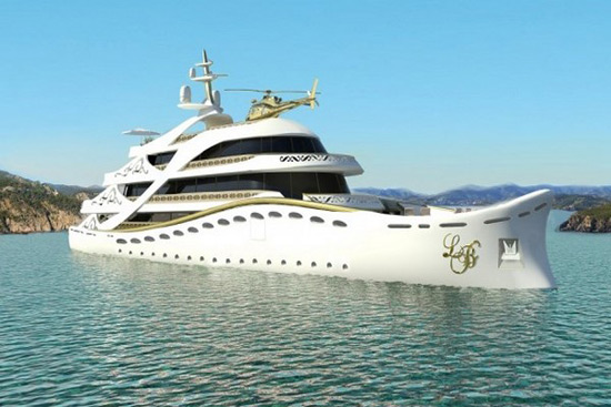 La Belle - World's First Luxury Yacht for Women