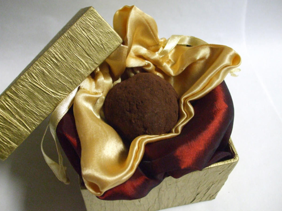 La Madeline au Truffle - World's Most Expensive Chocolate