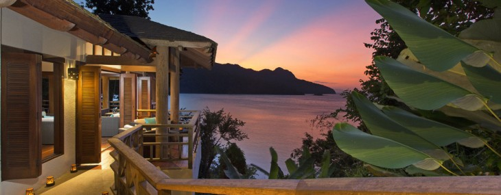 The Andaman - Luxury Collection Resort on Malaysia's Langkawi Island
