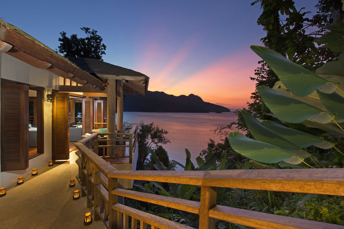 The andaman luxury collection resort on malaysia 39 s for Luxury collection hotels