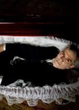 Would You Lay In The Coffin For €750?