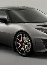 Lotus Evora 400 at the Geneva Motor Show
