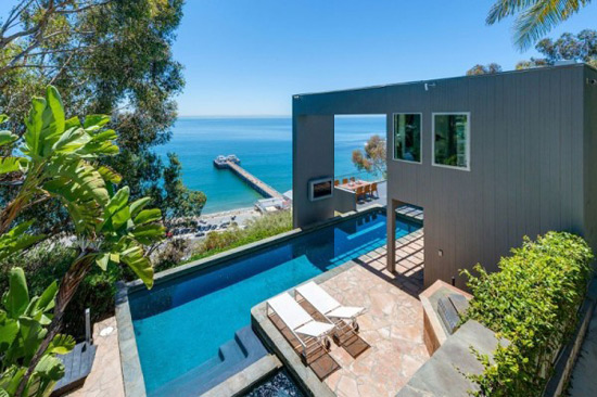 Mathew Perry Sold His Fancy Malibu Home