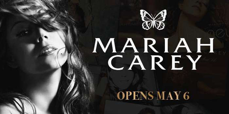 Meet Mariah Carey And Receive 2 Tickets to her Las Vegas Residency