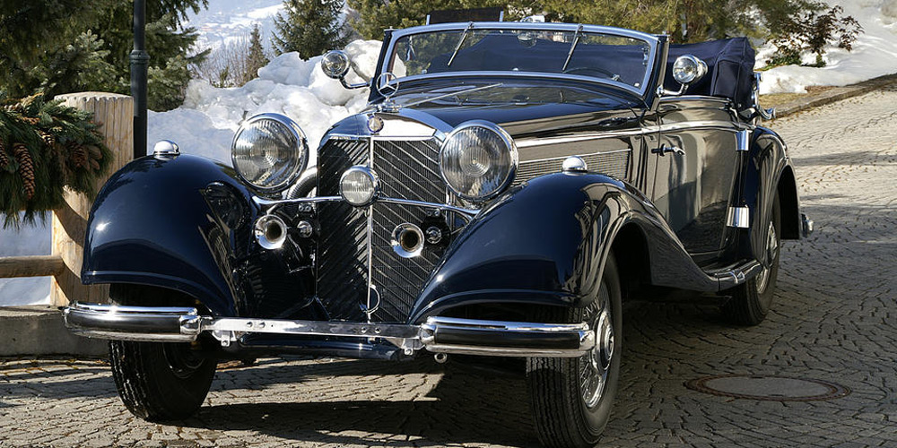 World's Oldest Marque - Mercedes-Benz Auction in Stuttgart