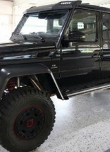 Mercedes G63 AMG 6×6 On Sale For $1 Million