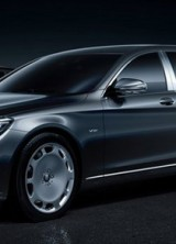 Luxury Mercedes Maybach Pullman – Officially