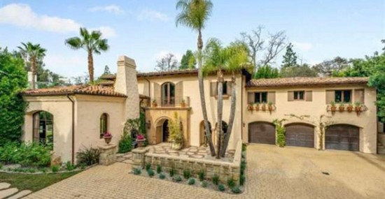 Miley Cyrus' Teenage House in Toluca Lake on Sale